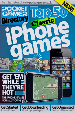 Pocket Gamer Directory for iPad and iPhone out now on the App Store