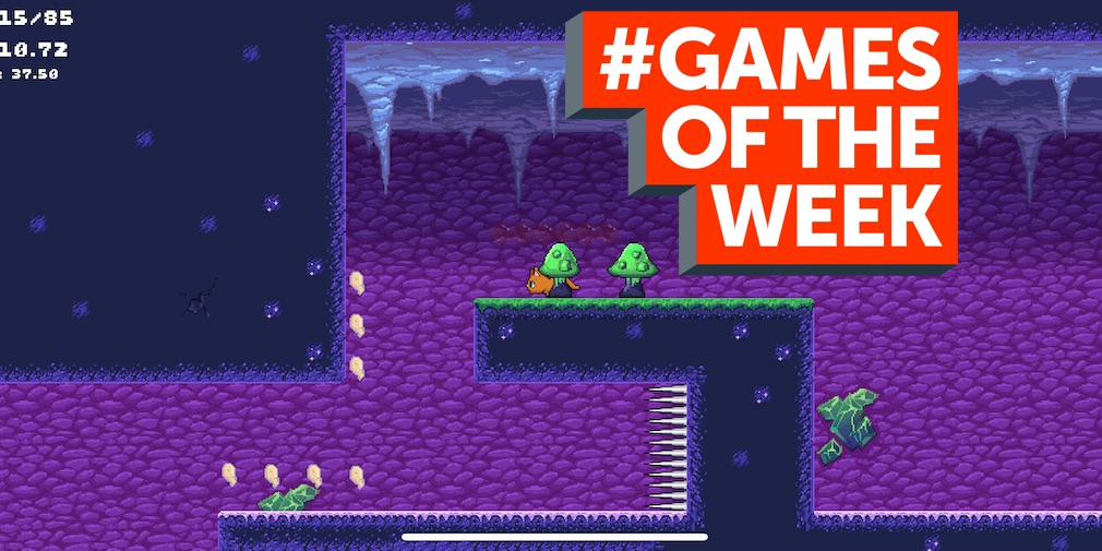GAMES OF THE WEEK - The 5 best new games for iOS and Android - June 6th