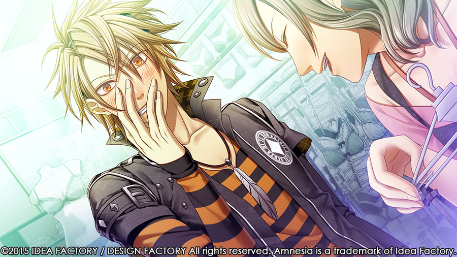Otome visual novel Amnesia: Memories heads west on PS Vita, iOS, and Android