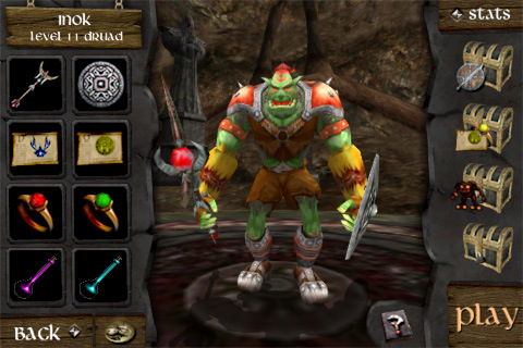 Location-based multiplayer conquest game World Siege: Orc Defender out on iPhone