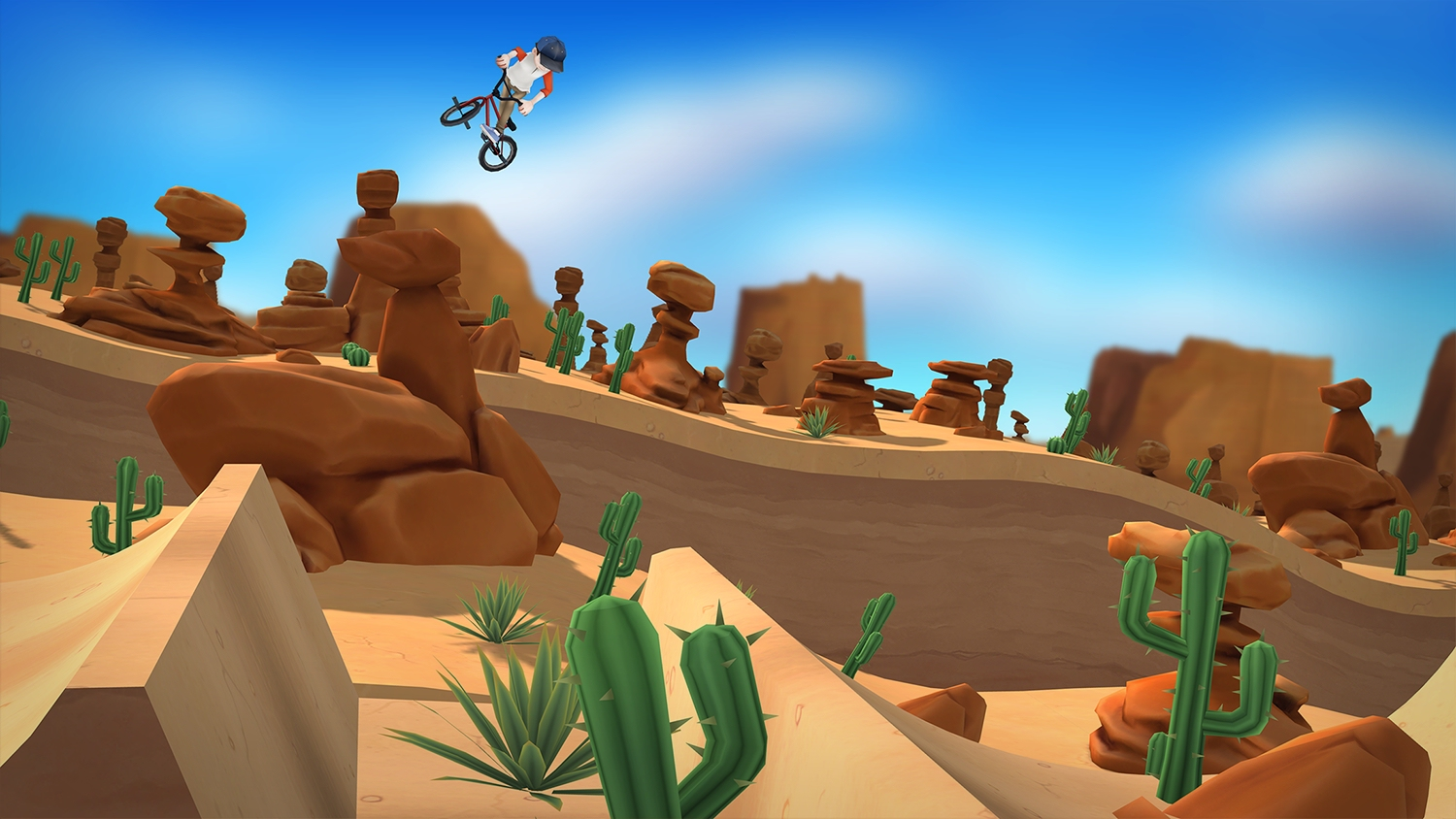 Out at midnight: Pumped BMX 2 captures the spirit of pulling off bike tricks from big air