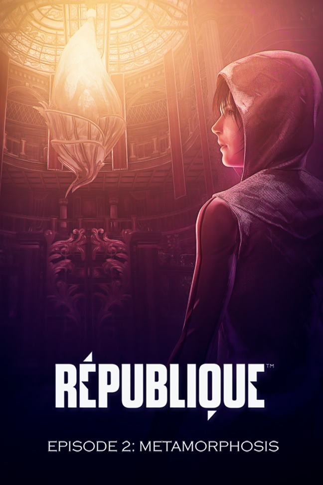 Episode 2 of the Bronze Award-winning Republique will be sneaking out of hiding tomorrow