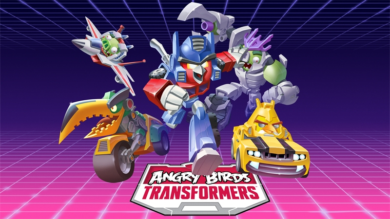 Angry Birds Transformers release dates confirmed, iOS coming before Android