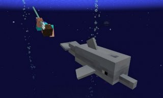 Minecraft's Update Aquatic, Super Duper Graphics Pack, and cross-platform play detailed at MINECON Earth