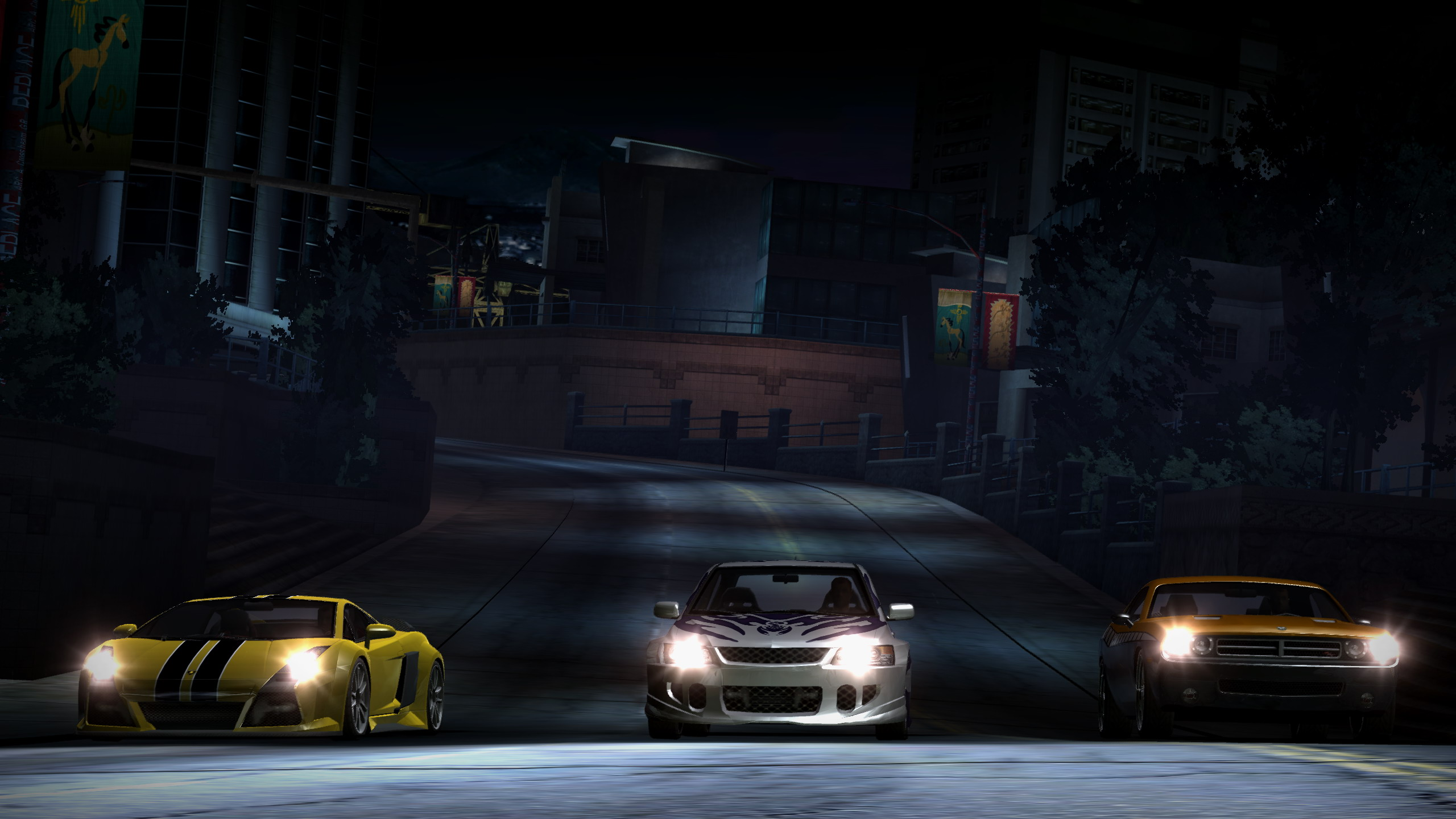 Need For Speed Carbon Own The City Articles Pocket Gamer