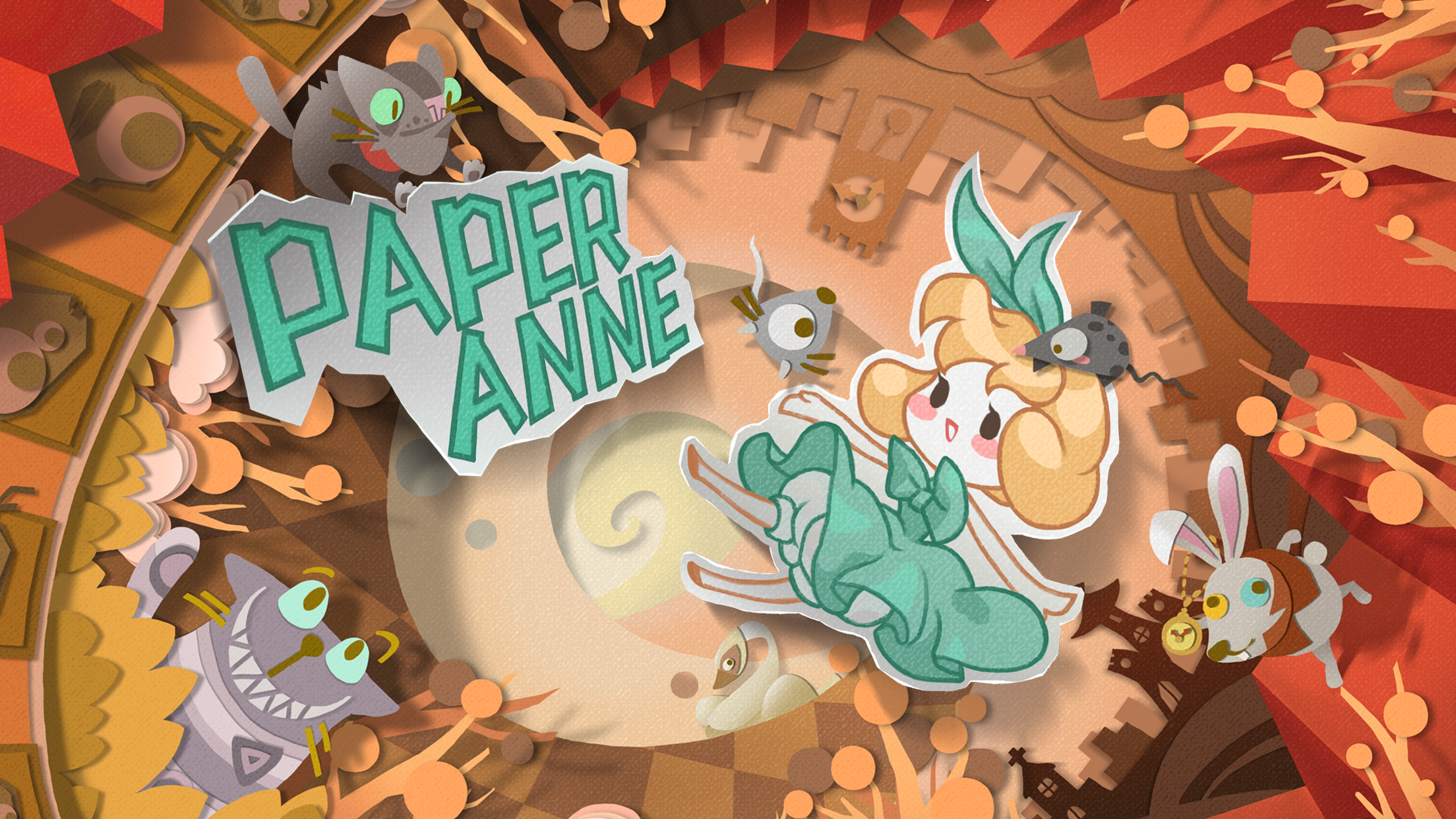 Explore a world of fairytales in PAPER Anne