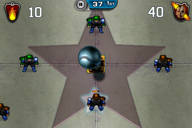 Silver Award-winning iOS sports title Speedball 2 Evolution rolls onto Android