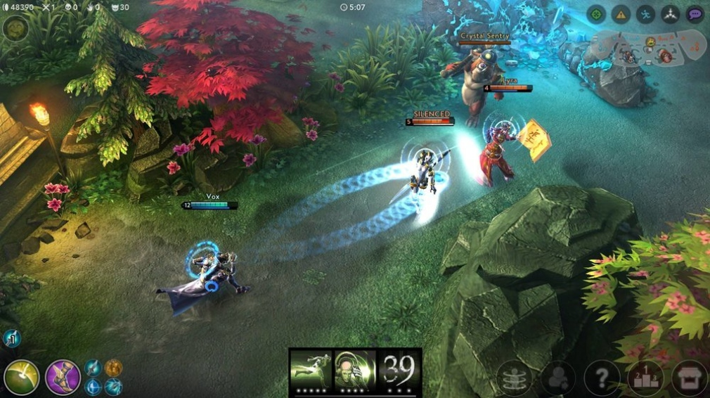 Vainglory might be headed to Switch with cross-platform play