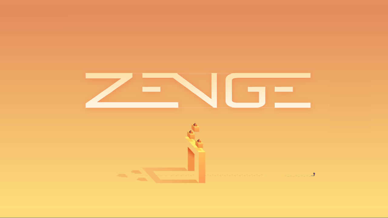 Experience the puzzle-y journey of Eon in the adorable and relaxing Zenge, free for the first time