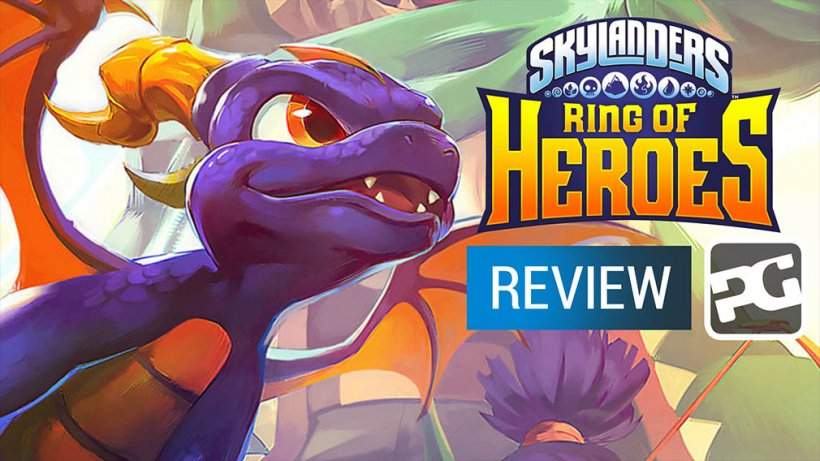 Skylanders: Ring of Heroes video review -