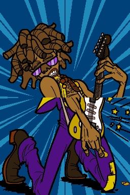 E3 2008: Rock Revolution - first screenshots