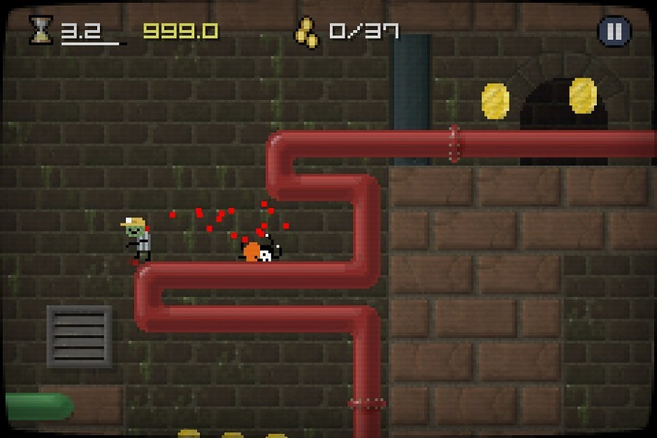 iPhone and iPad platformer Mos Speedrun dashes onto the PC