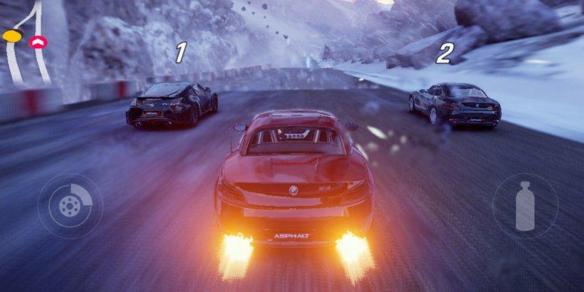 Adrenaline soaked racer Asphalt 9: Legends announced for summer Switch release