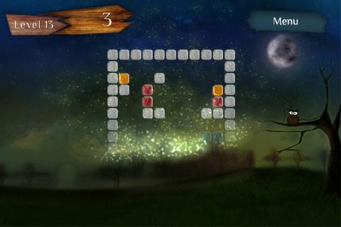 Free iPhone game: Vizati