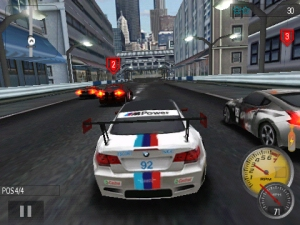 Need for Speed Shift 3D now on BlackBerry Storm 2