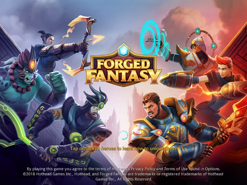Forged Fantasy cheats and tips - A full list of EVERY hero
