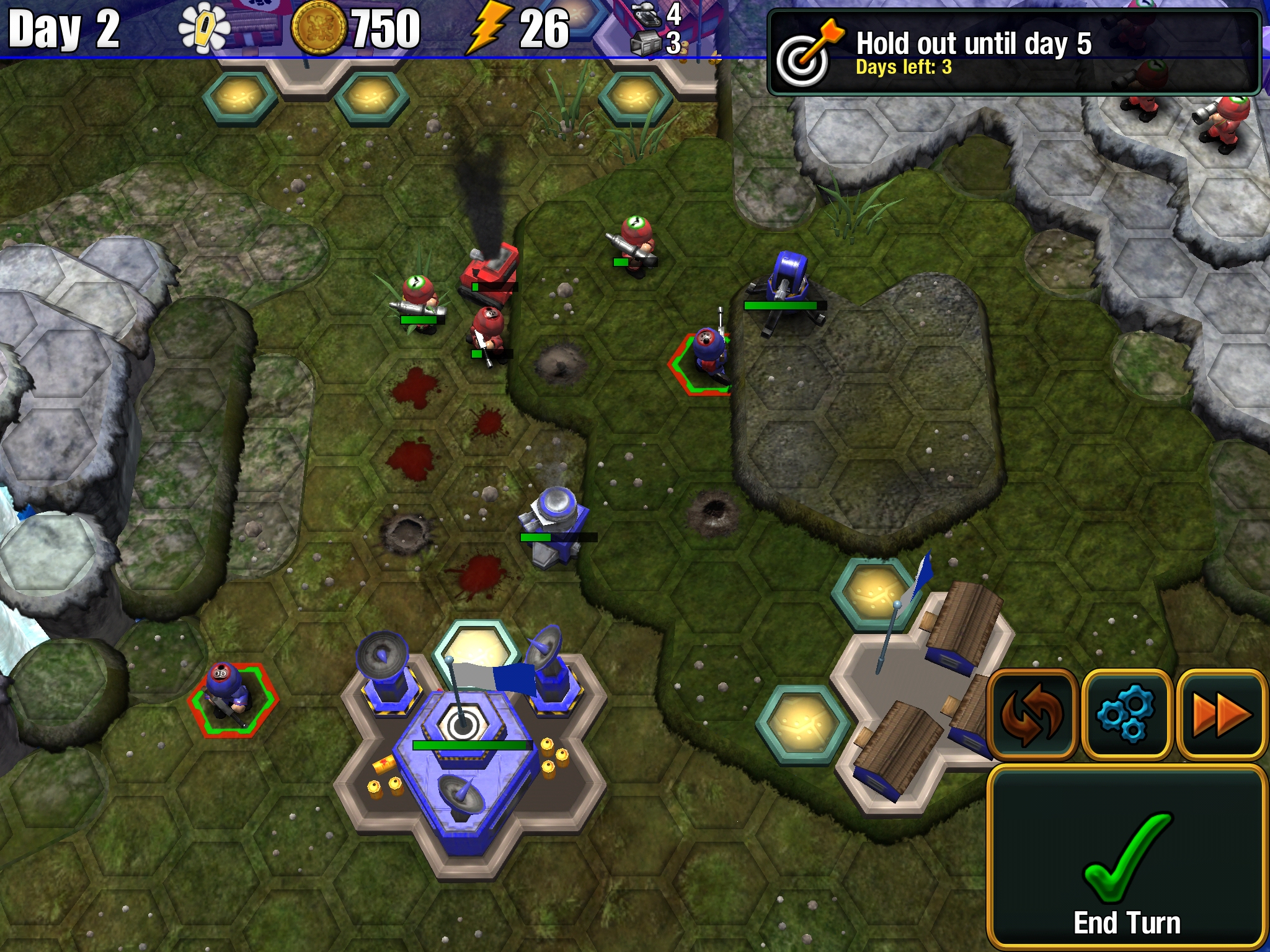 Epic Little War Game review - A turn-based strategy that's certainly little