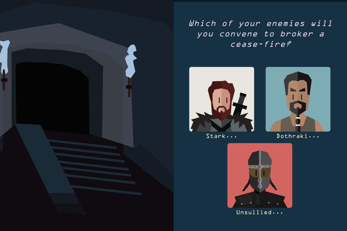 "Reigns: Game of Thrones featured review - ""Does it take the Iron Throne or lose its head?"""
