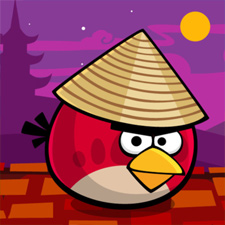 Chinese New Year: Angry Birds Seasons Mighty Dragon video walkthroughs