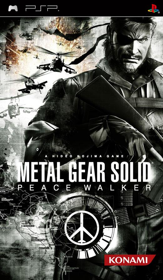 Metal Gear Solid: Peace Walker coming June 18th