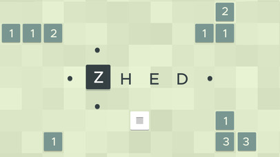 Zhed is a challenging numerical puzzler out now on the App Store