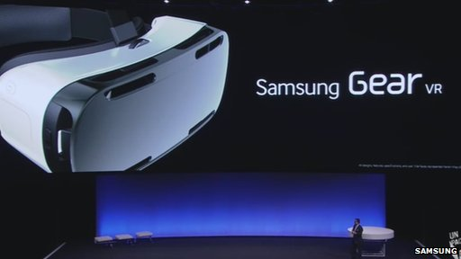Samsung Gear VR headset goes on sale