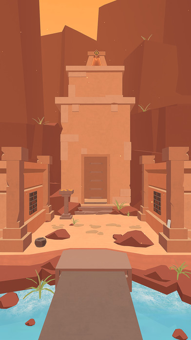 Faraway is a new low-poly Myst-inspired puzzler out now for iOS and Android