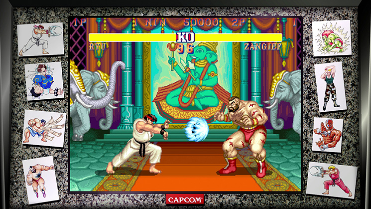 Street Fighter 30th Anniversary Collection icon