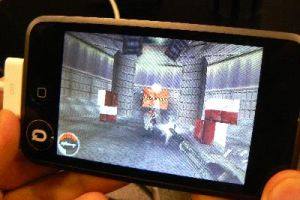 IUGO pulls the plug on iPhone shooter Re-Volt