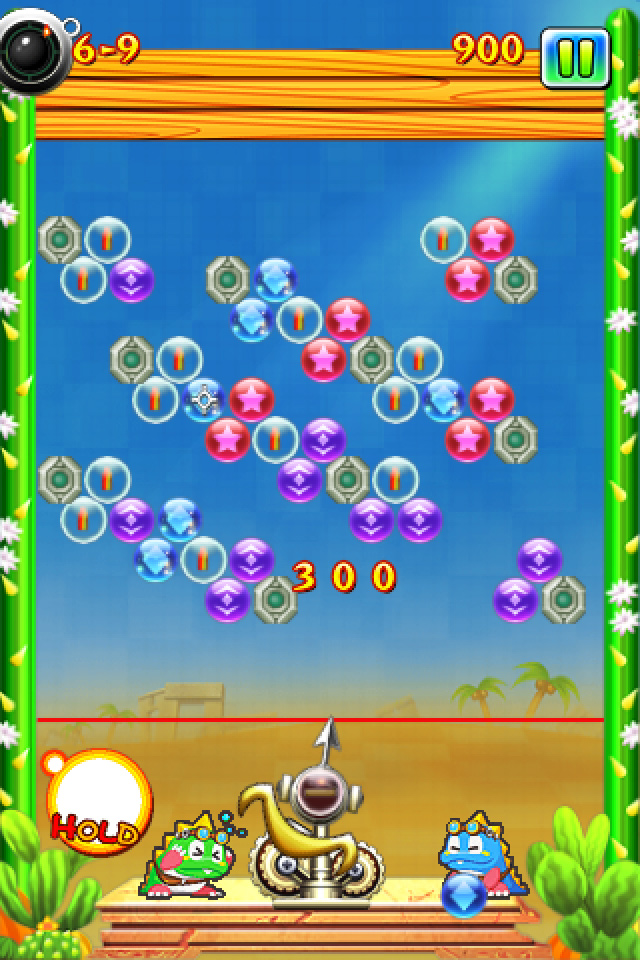 Taito's New Bust-A-Move hits iPhone on Friday