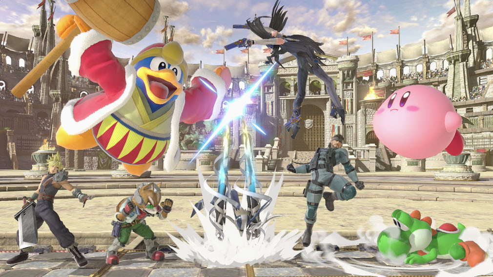 Super Smash Bros. Ultimate cheats and tips - Everything you need to know about edge guarding