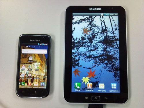Samsung responds: Galaxy Tab return rates less than 2 per cent