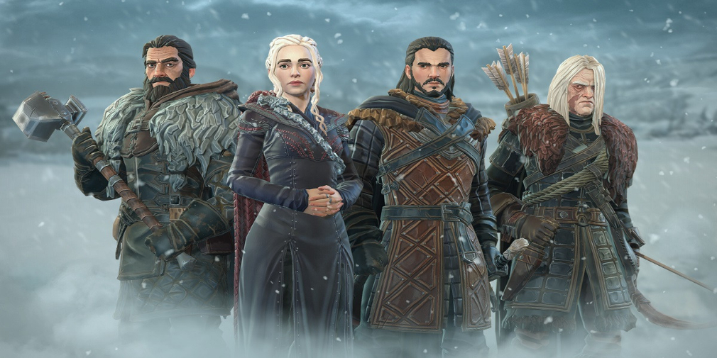 [Mis à jour] On vous attend sur le mur: Game of Thrones: Beyond the Wall est disponible sur mobiles