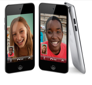Apple hails iPod touch as top portable gaming device