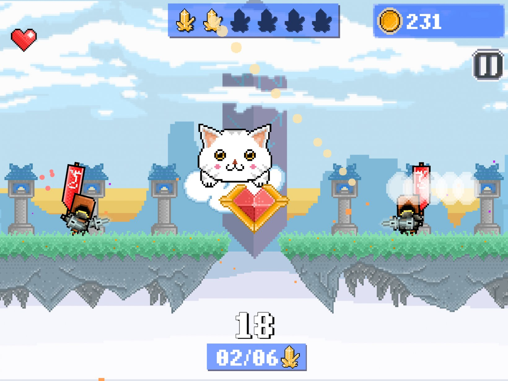 Laser Kitty Pow Pow review - A frantic arcade shooter best played in short bursts
