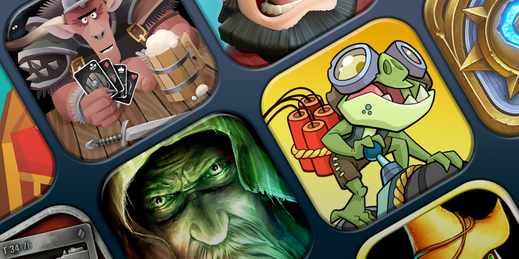 The 25 best card battler games on iPhone and iPad
