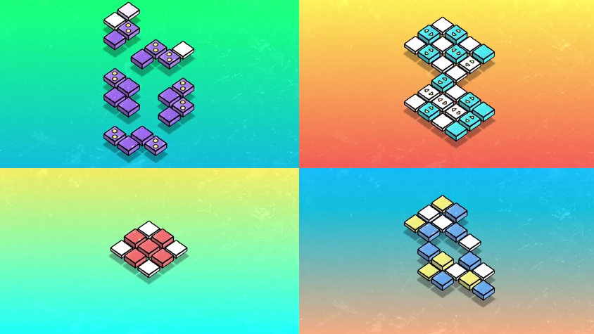 Wayout is the next minimalist puzzler from the creators of Neo Angle and Blyss