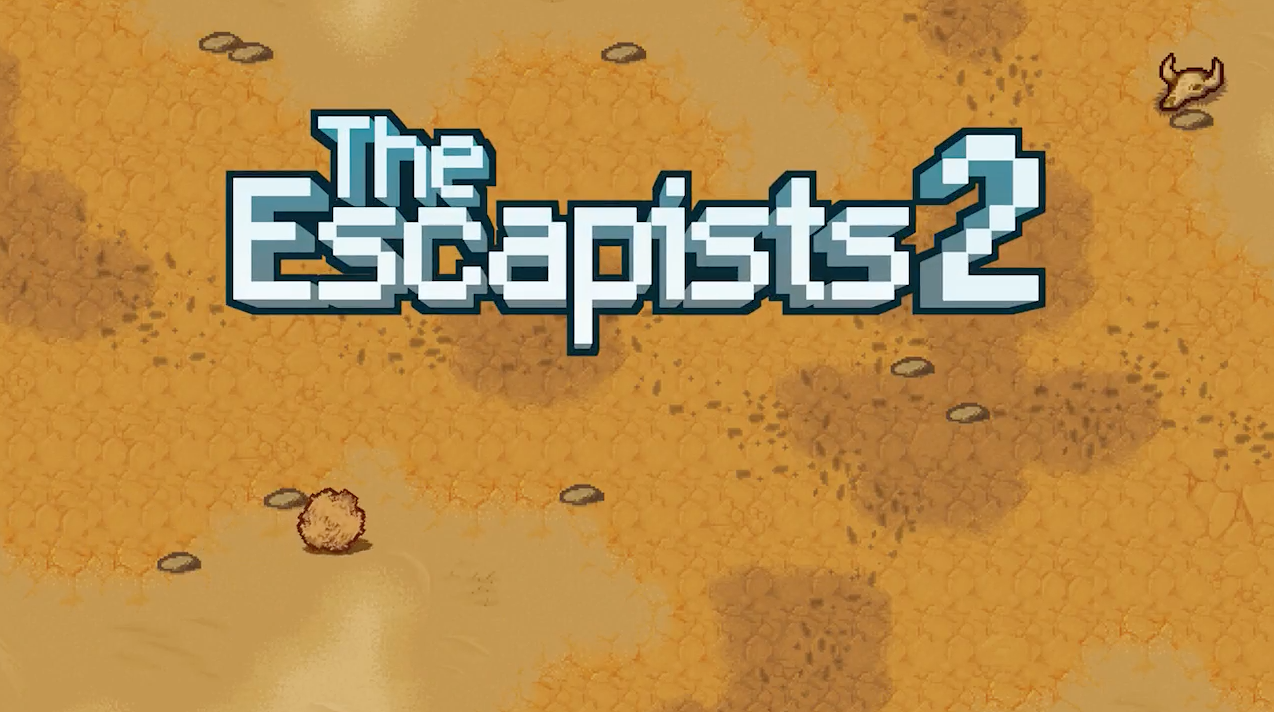 The Escapists 2's latest trailer reveals Rattlesnake Springs, an Old West-themed map