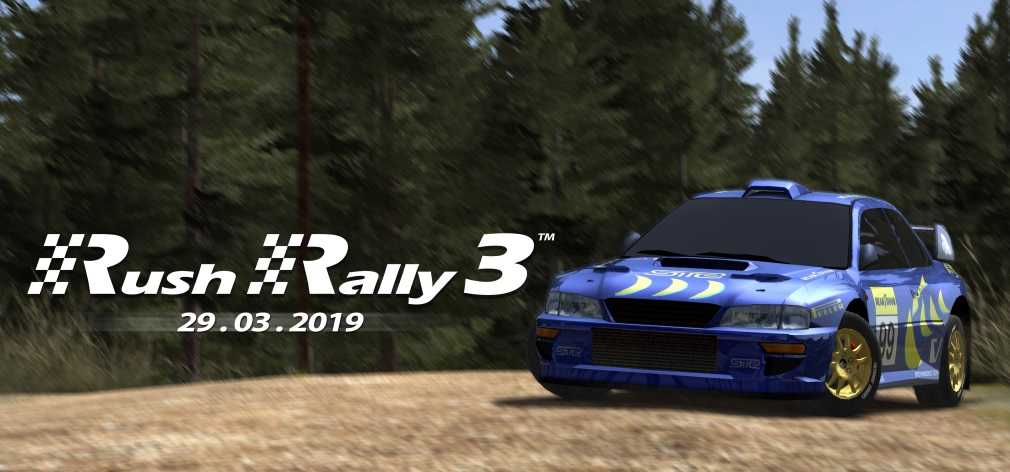 App Army Assembles - Rush Rally 3 gets our community's motor running
