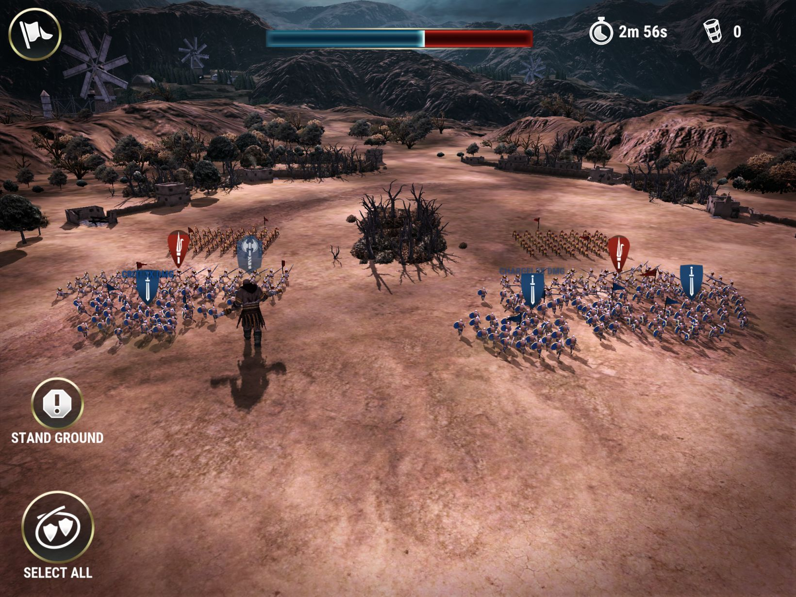 Dawn of Titans review - A casual RTS with a lot going for it