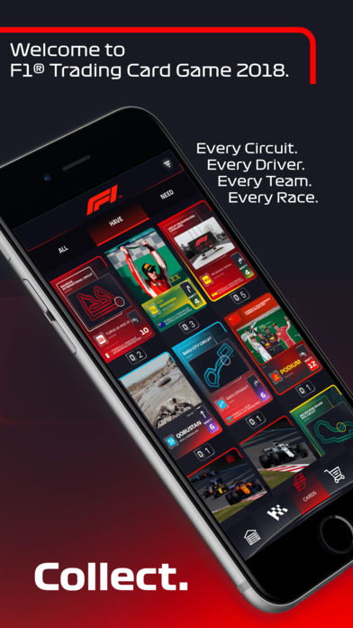 The 5 best hints and tips for F1 Trading Card Game for iPhone and iPad