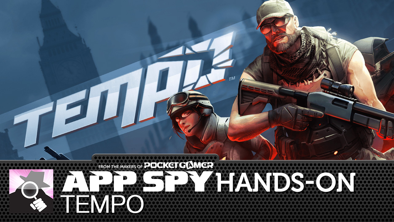 Hands-on with Tempo: Splash Damage's mash-up of Parappa the Rapper and G.I. Joe