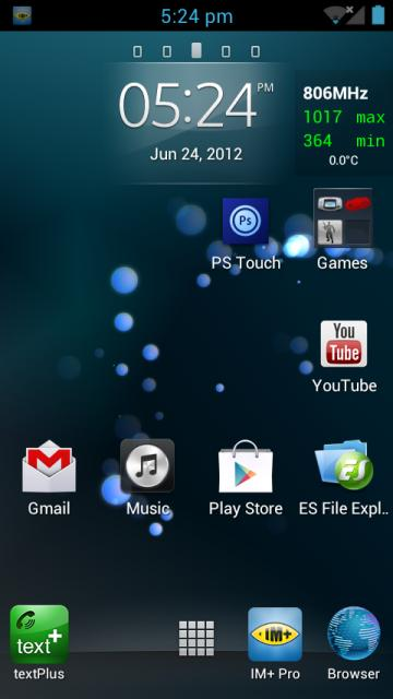 Run Android Ice Cream Sandwich on your Xperia Play via XDark ROM