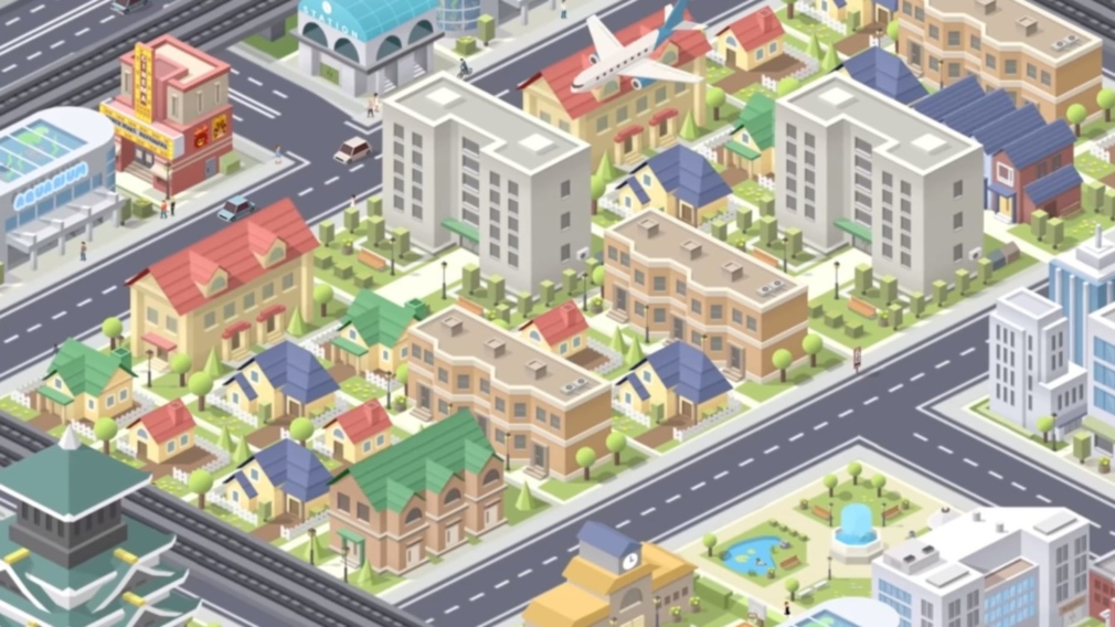 Pocket City's new update improves the late-game experience by adding regions and policies features