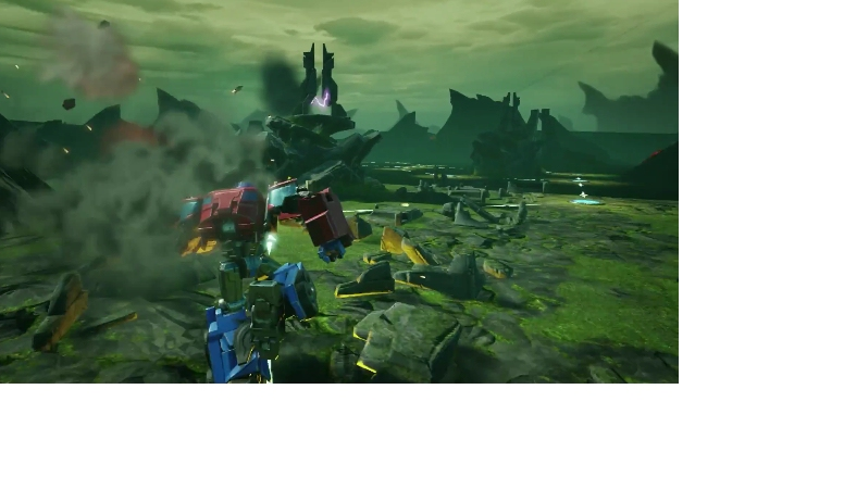 Transformers: Forged to Fight is Kabam Games's robot brawling