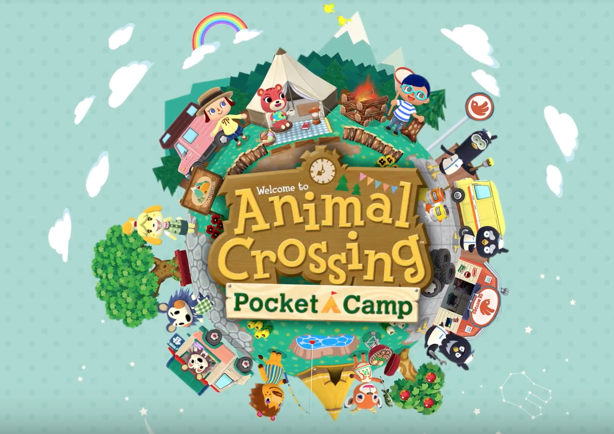 Meet the cute new characters coming to Animal Crossing: Pocket Camp