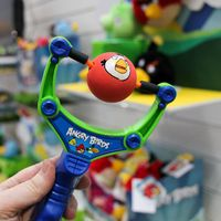 Angry Birds and Tetris get games at Toy Fair 2011