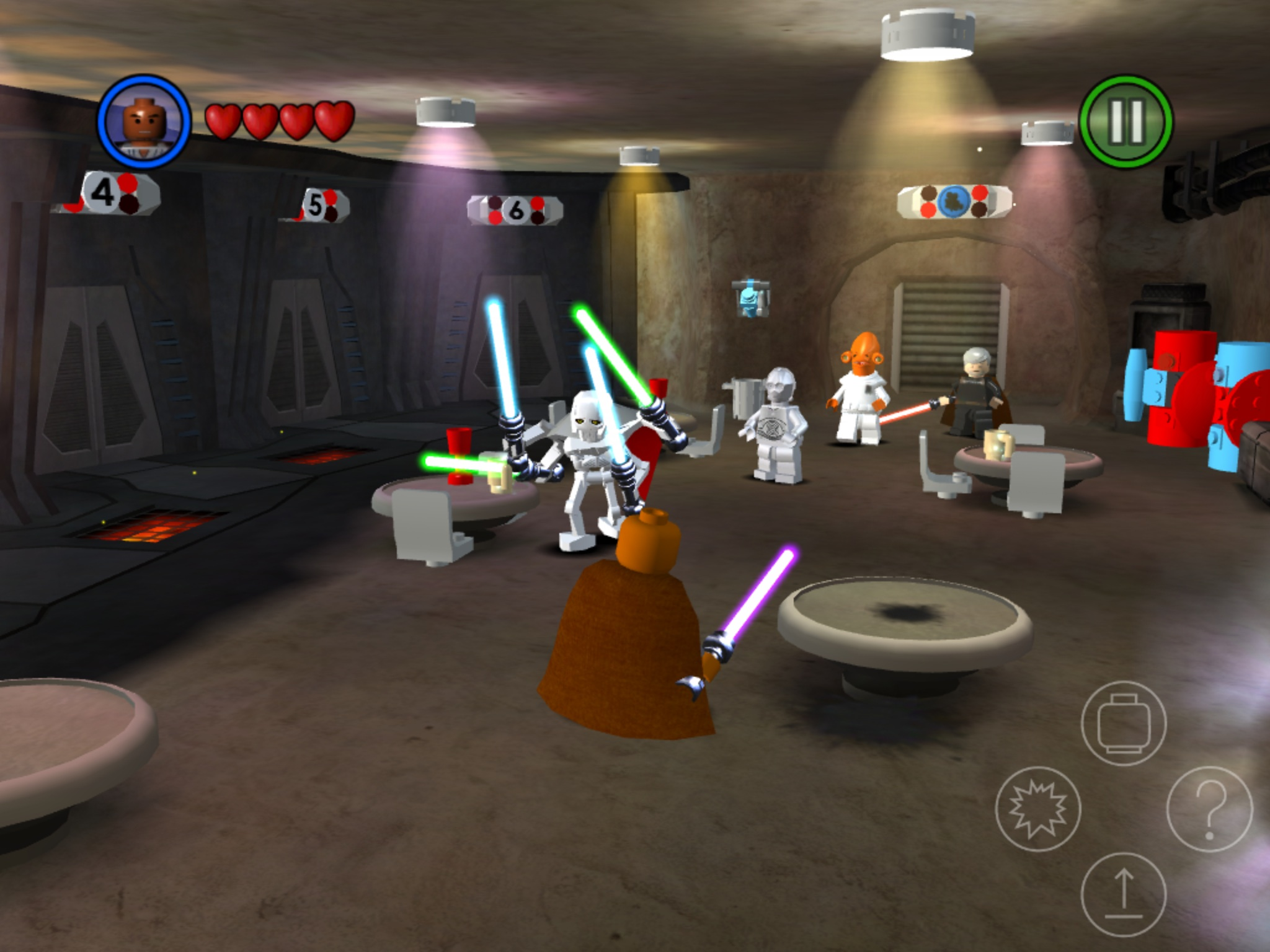 May the fourth be with you - Lego Star Wars: The Complete Saga offers deep discounts on DLC chapters