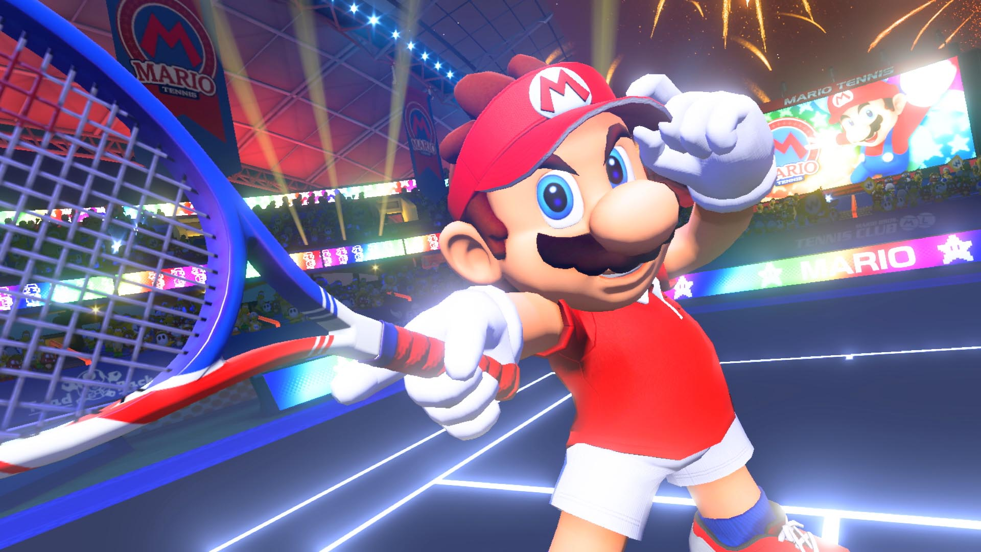 Mario Tennis Aces cheats and tips - Tennis tips to take you from small time to star