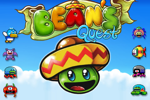 Free apps of the day - Bean's Quest, KooZac
